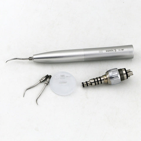 Dental Kavo Sonicflex Style Air Scaler Handpiece Sonic S MF + Kavo Coupling