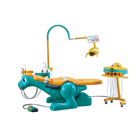 A8000-IIB Dental Chair Unit for Kids