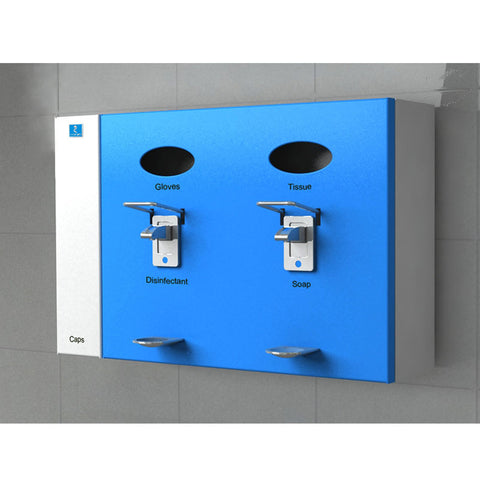 Dental Multifunctional Wall-Mounted Cabinet XY-G1C
