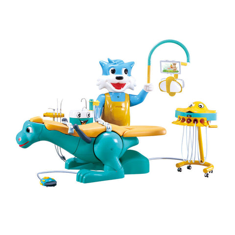 A8000-IB Dental Chair Unit for Kids