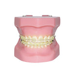 HST-B3-03 Dental Ortho Ceramic Bracket