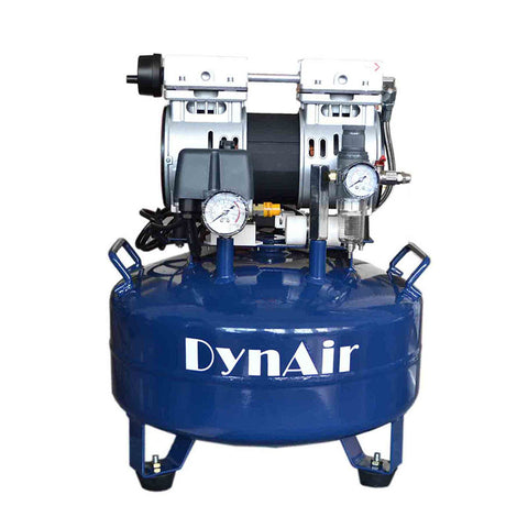 Oilless Silent Dental Air Compressor CE FDA Approved DYNAIR DA5001