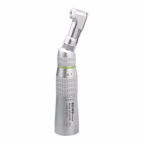 Being® Rose-201CA-R4 Dental 4:1 Reduction Contra Angle