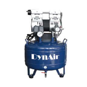 Oilless Silent Dental Air Compressor CE FDA Approved DYNAIR DA7001