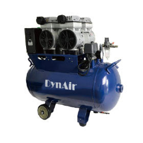 Oilless Silent Dental Air Compressor CE FDA Approved DYNAIR DA7002