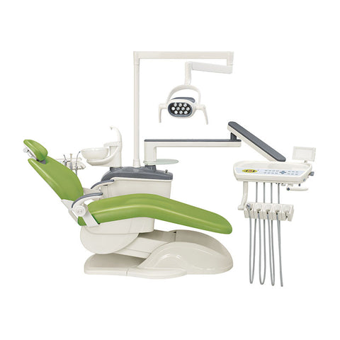 AL-398HG-Upgrade Dental Chair Unit Free Shipping by Sea