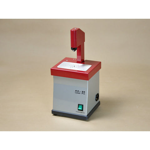 AX-88 Dental Laser Pinhole Drilling Unit Pin Setting Machine