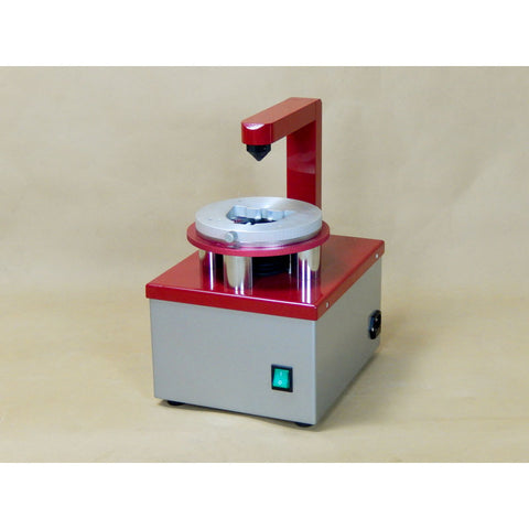 AX-88A Dental Lab Plastic Laser Pinhole Drilling Unit Pin Setting Machine