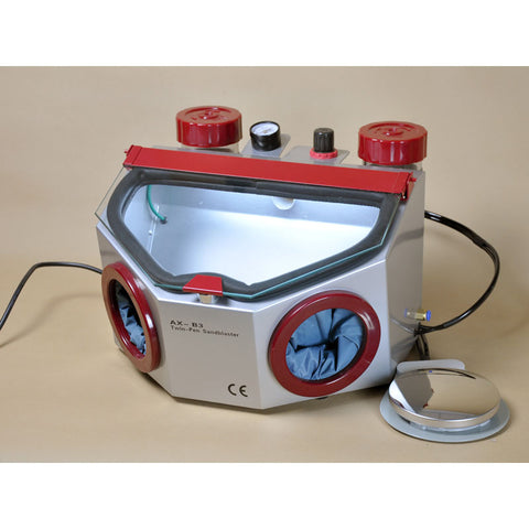 AX-B3 Dental Lab Sandblaster