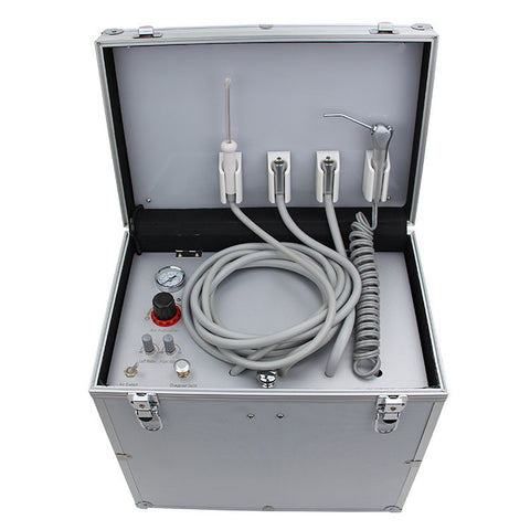 BD-402 Portable Dental Unit with Compressor