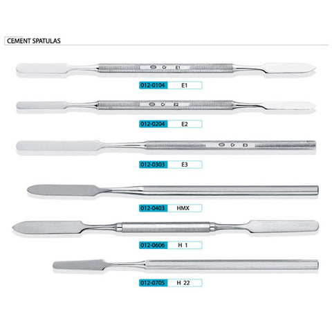 Dental Cement Spatulas