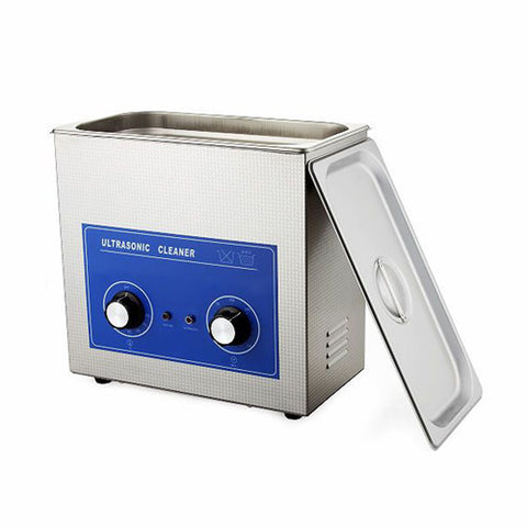 PS-30 Dental Ultrasonic Cleaner with Timer & Heater 6.5L