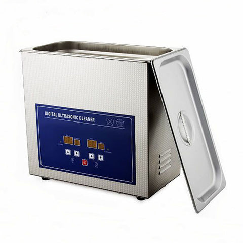 PS-30A Dental Digital Ultrasonic Cleaner with Timer & Heater 6.5L