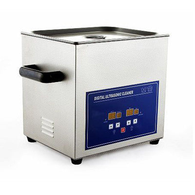 Jeken® PS-D40A Digital Ultrasonic Cleaner with Timer & Heater 7L