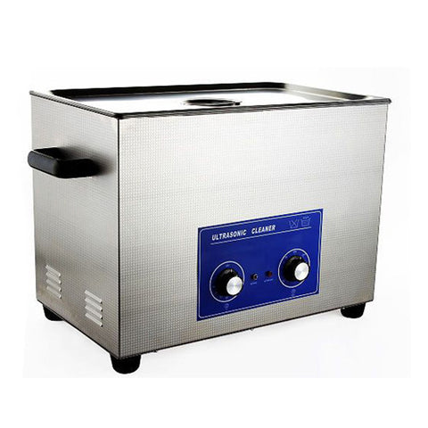PS-100 Large Capacity Ultrasonic Cleaner with Timer & Heater 30L