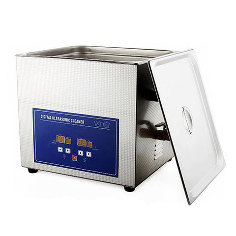 PS-G60A Large Capacity Dental Digital Ultrasonic Cleaner with Timer & Heater 20L