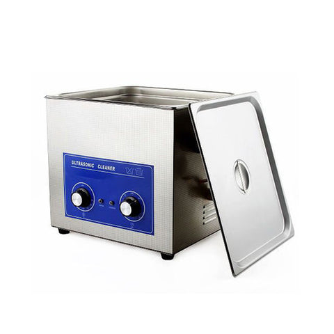 PS-60 Large Capacity Ultrasonic Cleaner with Timer & Heater 15L