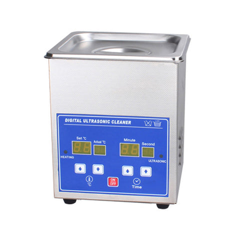 PS-08A Digital Ultrasonic Cleaner 1.3L with Timer and Heater