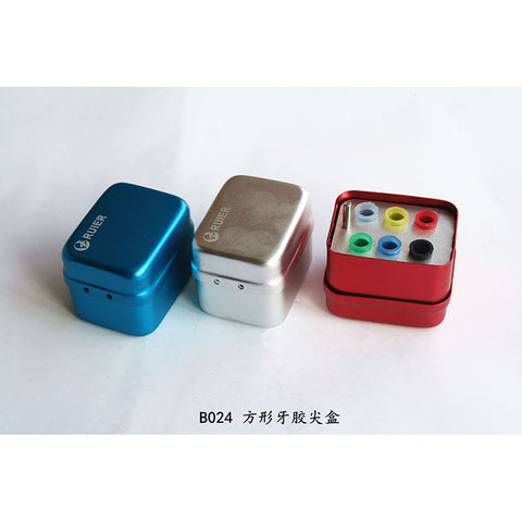 Ruier® B024 Dental Gutta Percha Points Disinfection Box 6 Holes