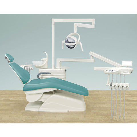 AL-398AA-1 Dental Chair Unit Free Shipping by Sea