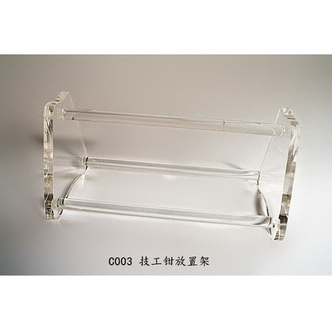 Ruier® C003 Dental Acrylic Plier Rack
