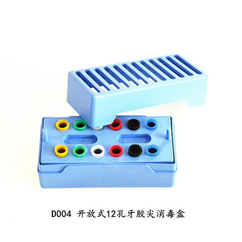 Ruier® D004 Dental Gutta Percha Points Disinfection Box 12 Holes