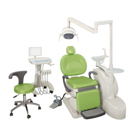 AL-398Sanore(Handcart) Dental Chair Unit Free Shipping by Sea