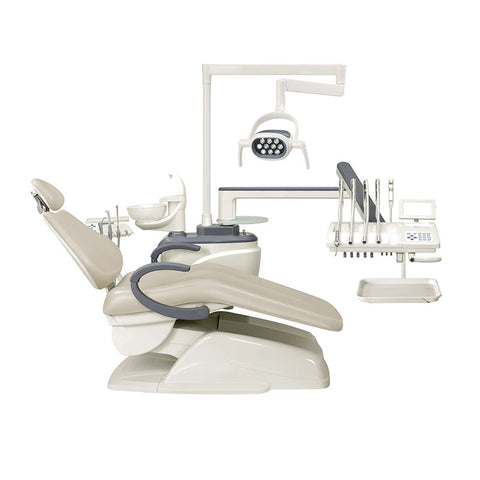 AL-398HB-upgrade Dental Chair Unit Free Shipping by Sea