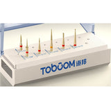 Toboom® Dental Burs Modified Polishing Preparation Kit 6PCS/KIT FG1006D
