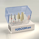 Toboom® Dental Resin Denture Base Composite Polishing Kits HP0308D
