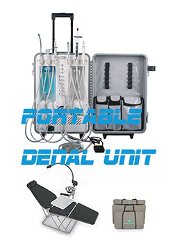 <span>Portable Dental Unit</span>
