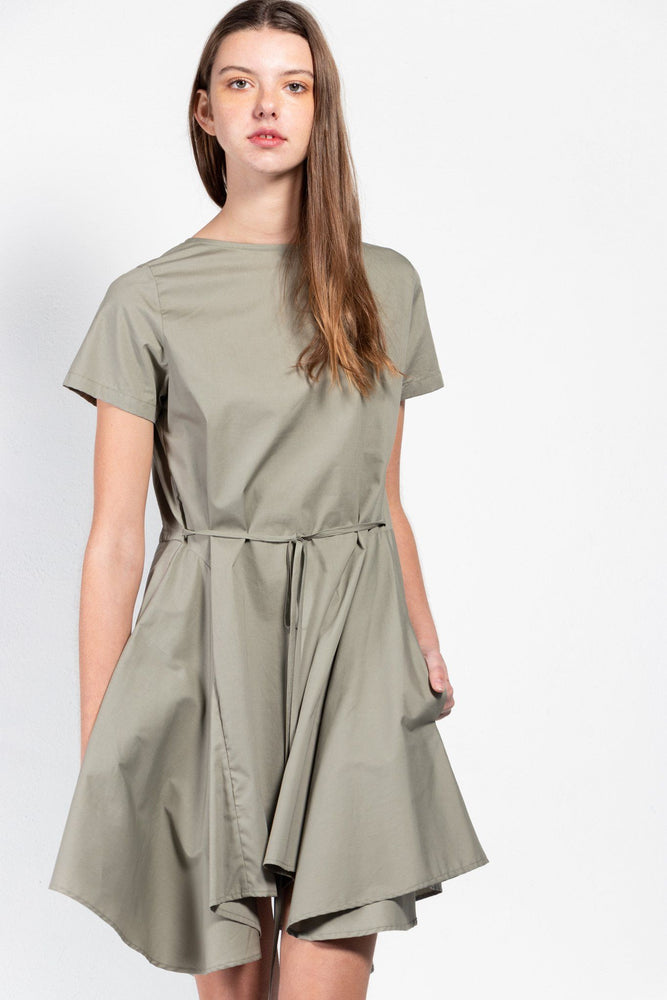Bañador Dress Olive Green