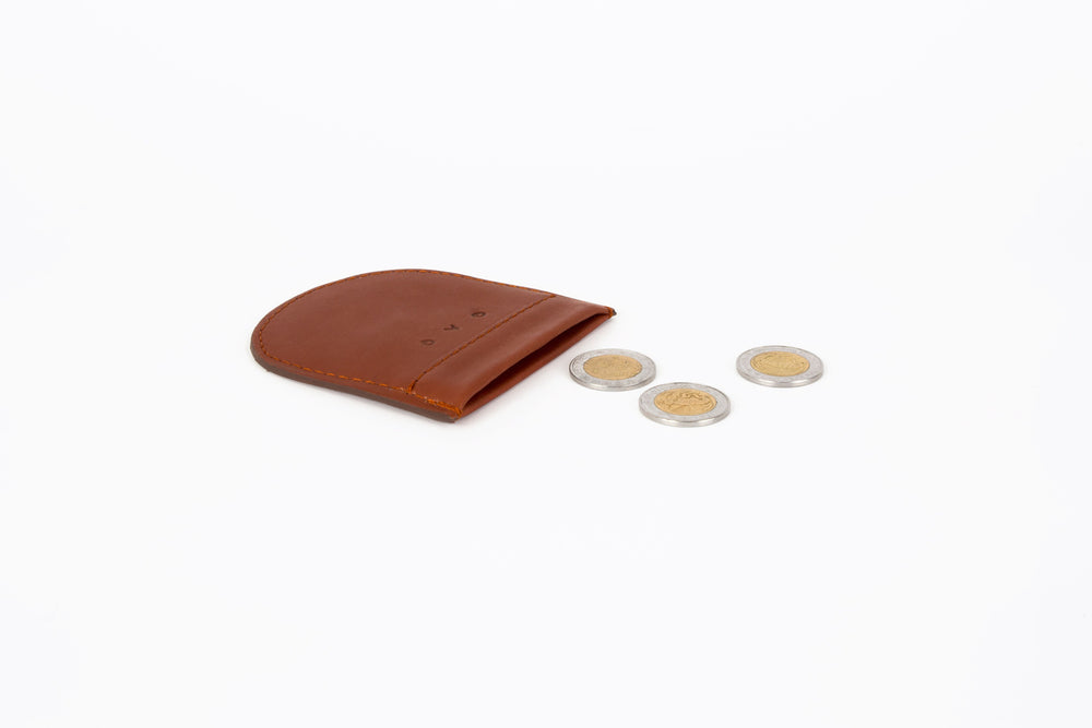 Coin Purse Terracotta