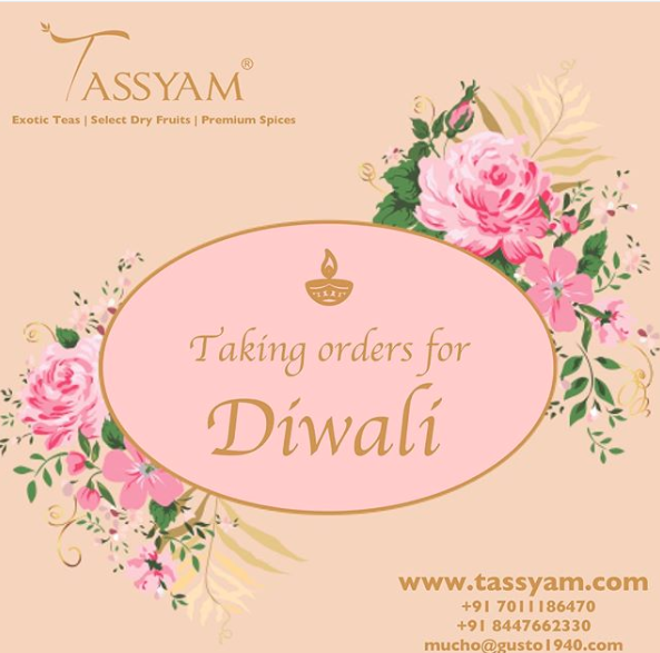 Give your Loved Ones the Gift of Goodness with Tassyam