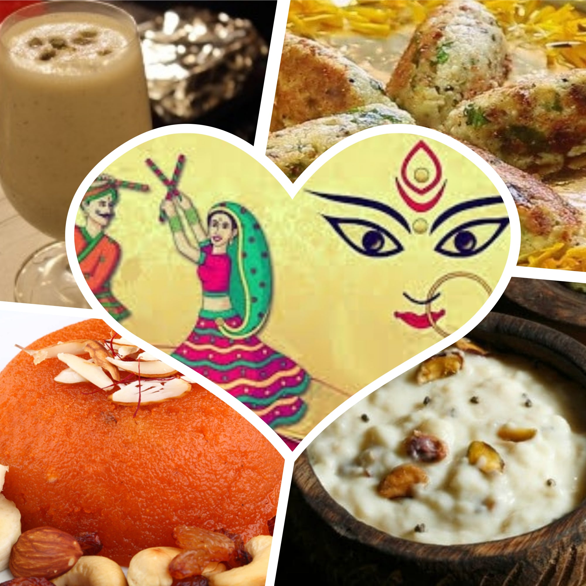 Navrathri Fasting Recipes