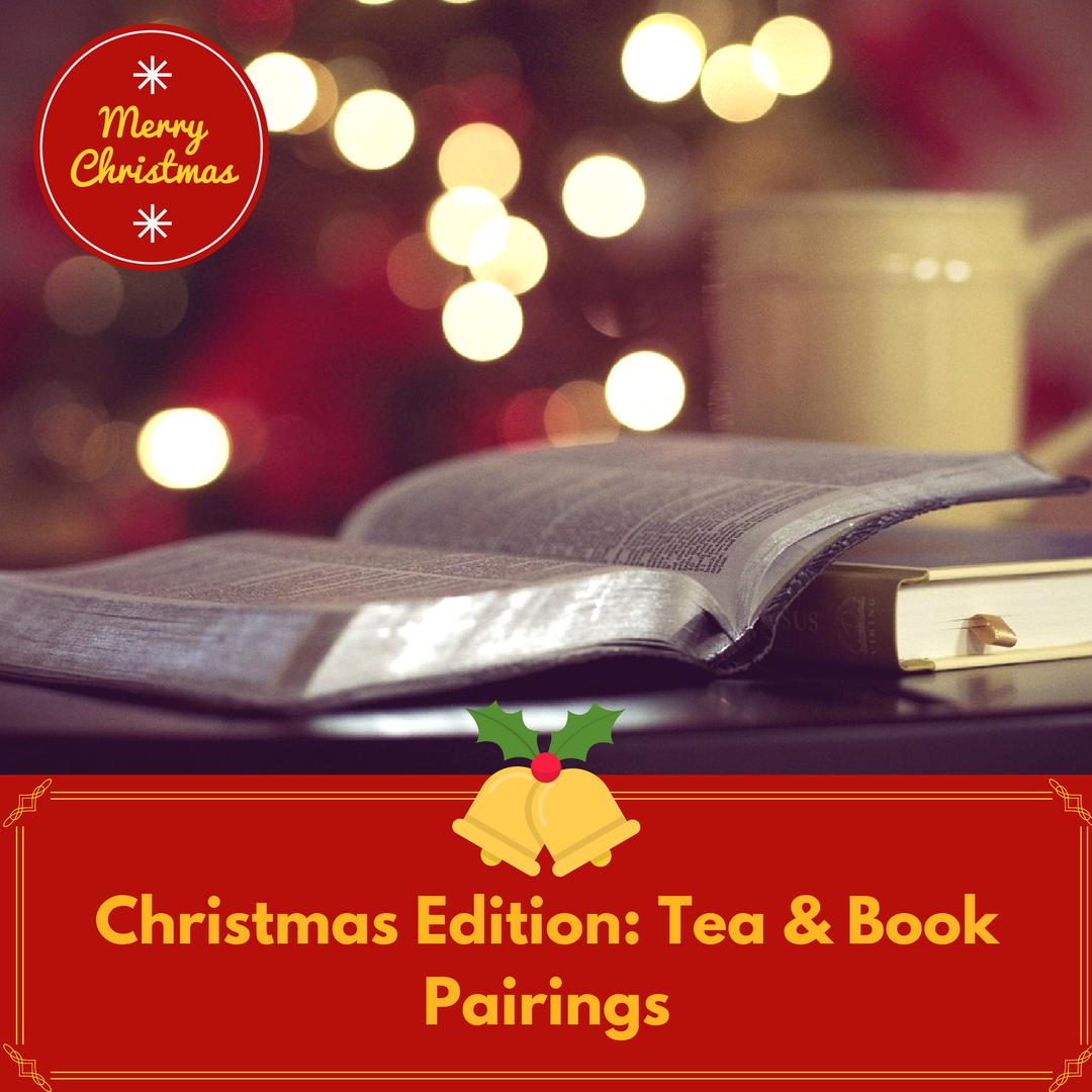 Christmas Edition: Tea & Book Pairings