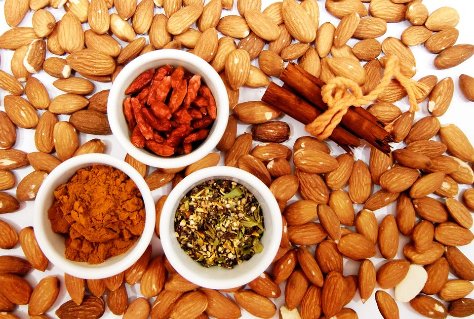 5 Simple Ways to Make Spiced Nuts this Festive Season