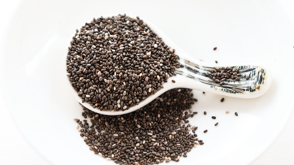 2 Easy Recipes with Chia Seeds
