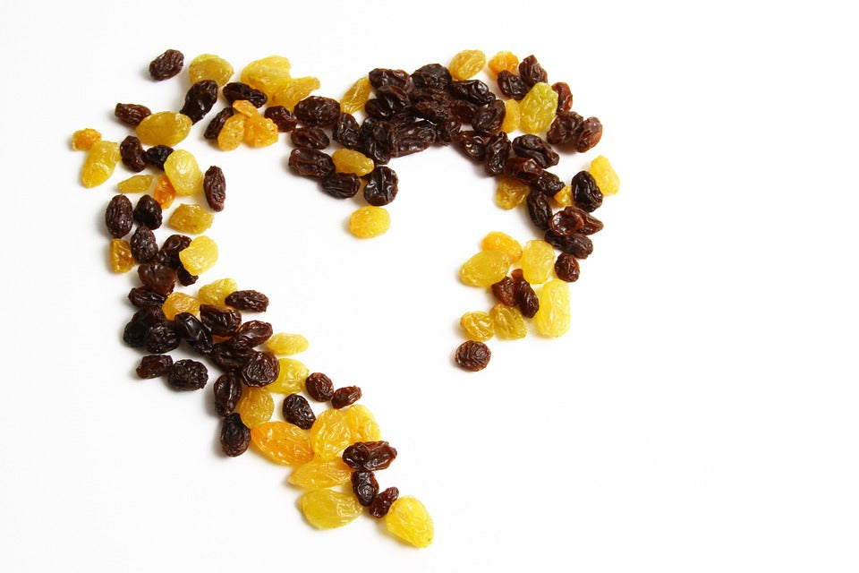 Types of Raisins - Golden, Black and More