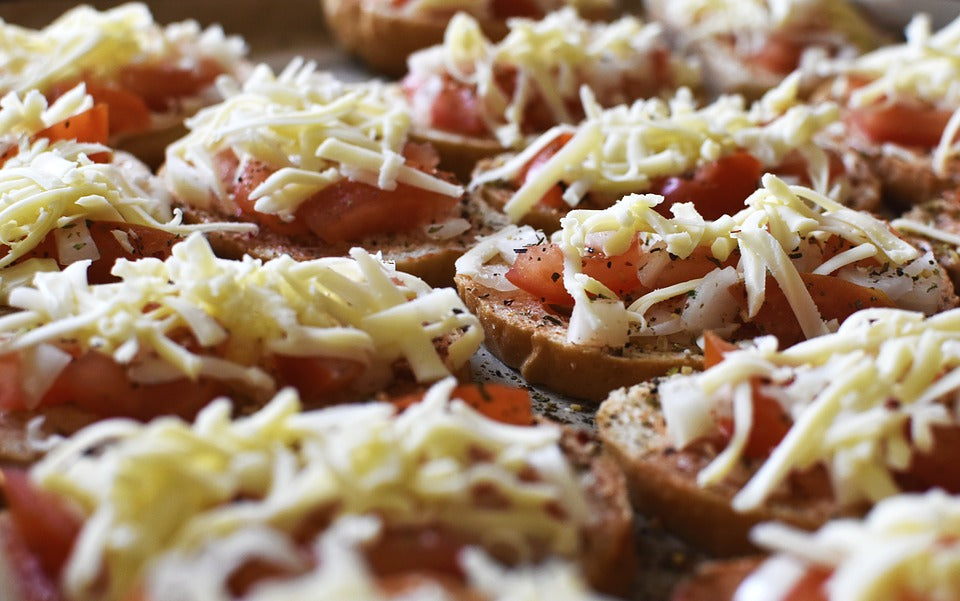 Easy and Simple Bread Pizza Recipe