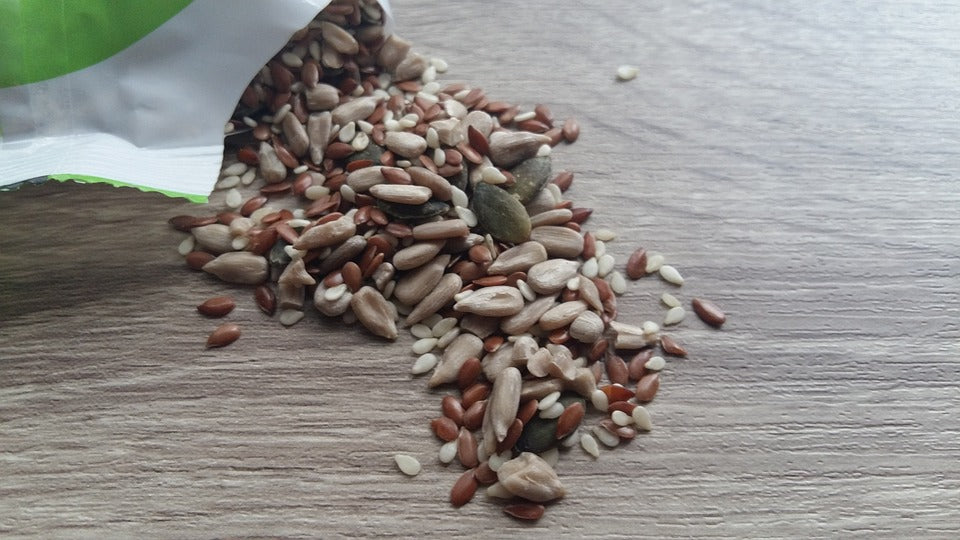 Munch on Seeds to Beat Your Hunger Pangs