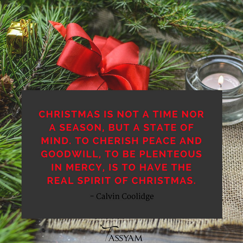 Christmas Pic Quotes.10 Inspiring Christmas Quotes To Warm Your Heart Tassyam