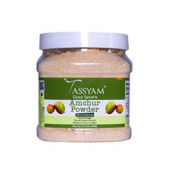 Tassyam Amchur (Dry Mango Powder) 600g | Jumbo Pack, Spice, Tassyam - Best Indian Teas