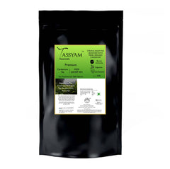 Tassyam Strong Assam Cardamom Tea 500g Pouch | NEW & IMPROVED Kerala Elaichi + Gold Blend CTC Chai With No Artificial Flavours, Tea, Tassyam - Best Indian Teas