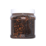 Tassyam Strong Assam Cinnamon Tea 350g Jar | NEW & IMPROVED Hand Crushed Cinnamon + Gold Blend CTC Chai With No Artificial Flavours