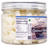 Coconut Chews 250g Jar | Diced Coconut Bites, Dry Fruit, Tassyam - Best Indian Teas