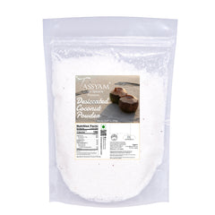 Tassyam Desiccated Coconut Powder 350g | All Natural & Vegan, Spice, Tassyam - Best Indian Teas
