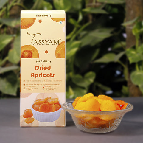 Turkish Dried Apricots - 200g Box