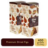 Dried Figs - 200g  Box, Dry Fruit, Gusto Spicerie - Best Indian Teas