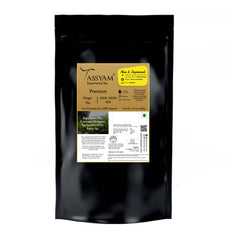 Tassyam Strong Assam Adrak Tea 500g Refil | NEW & IMPROVED Ground Ginger + Gold Blend CTC Chai With No Artificial Flavours, Tea, Tassyam - Best Indian Teas